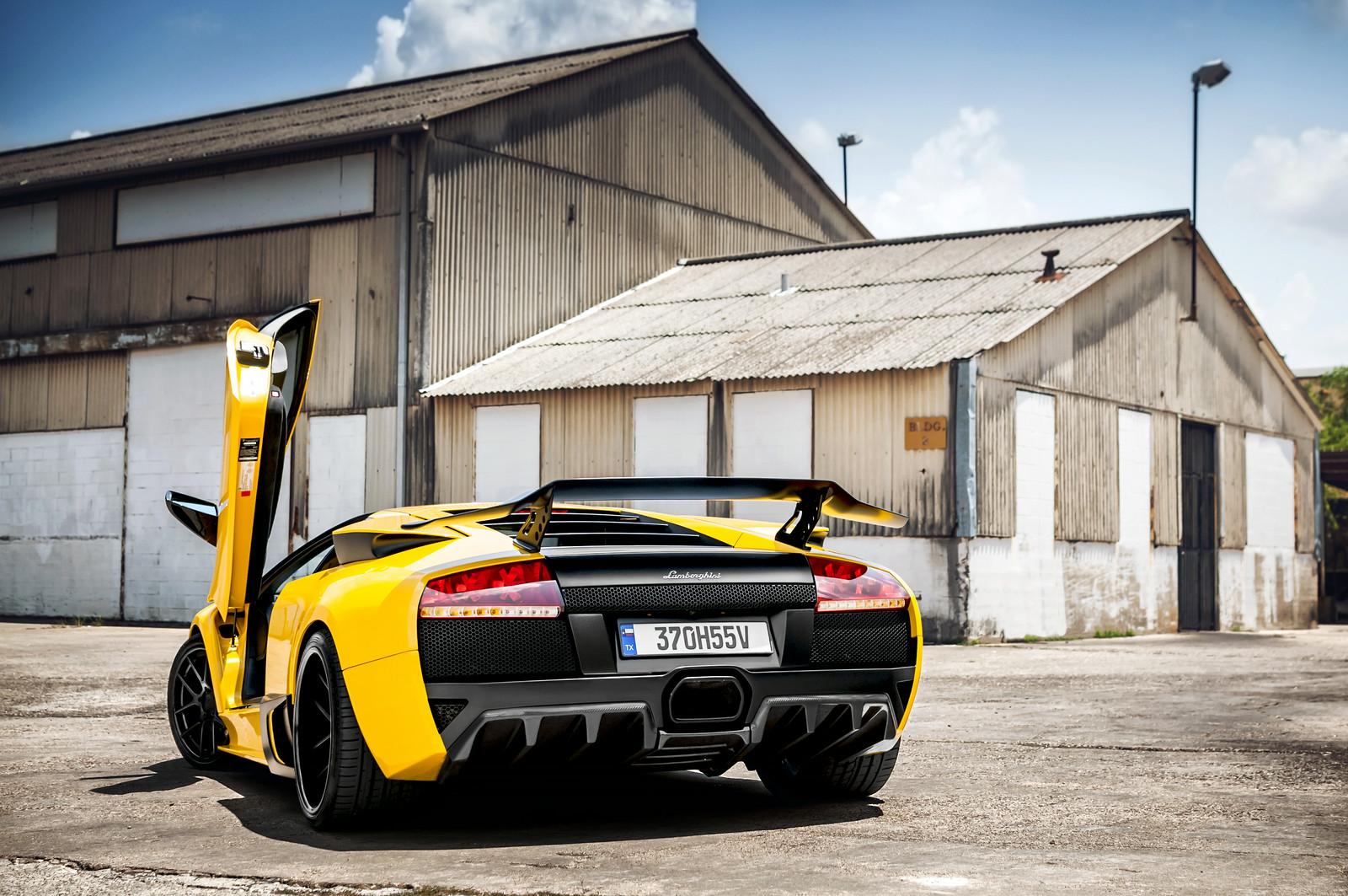 2003 Lamborghini Murcielago Liberty Walk Evs Motors Inc