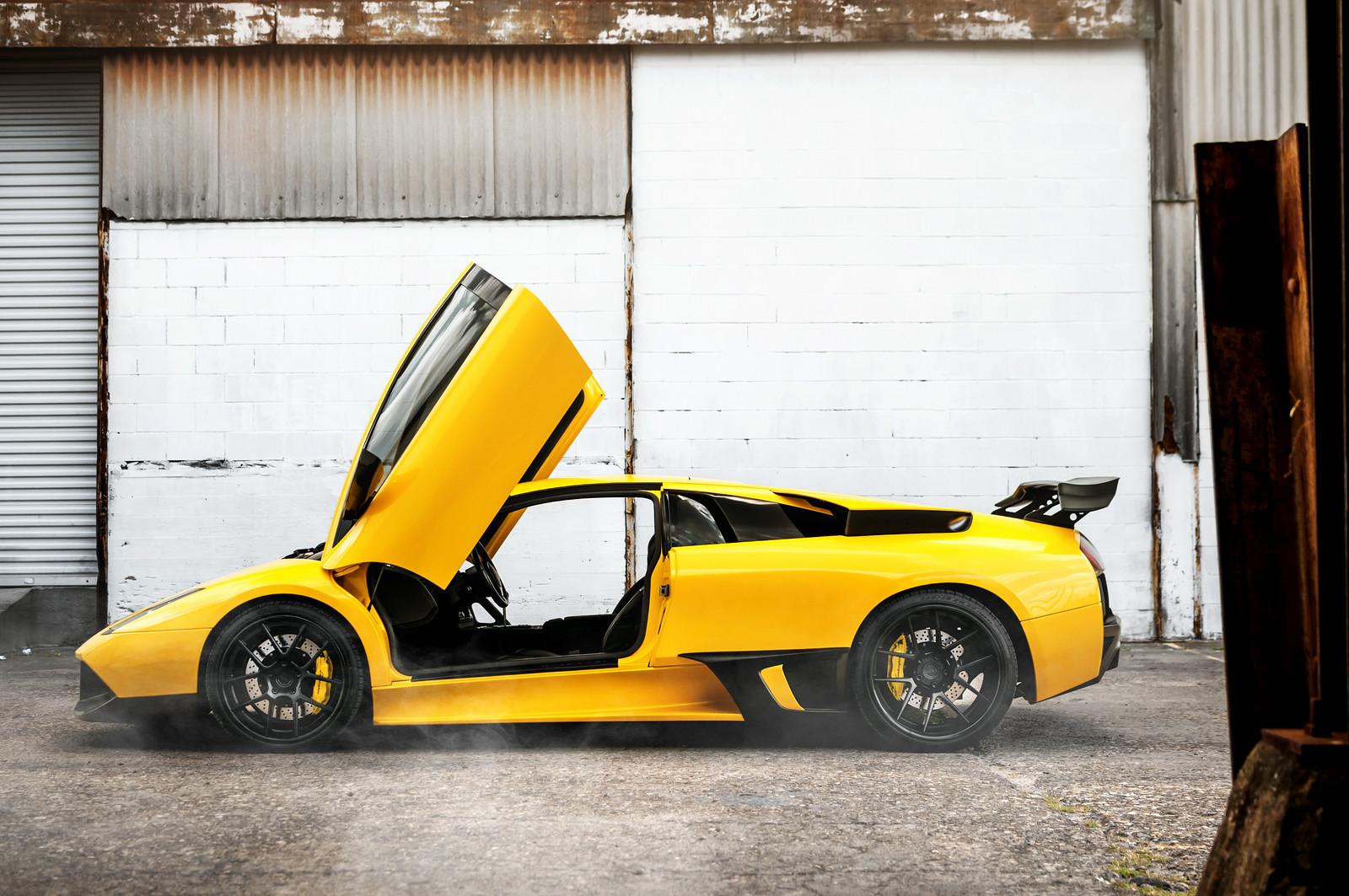 2003 Lamborghini Murcielago Liberty Walk