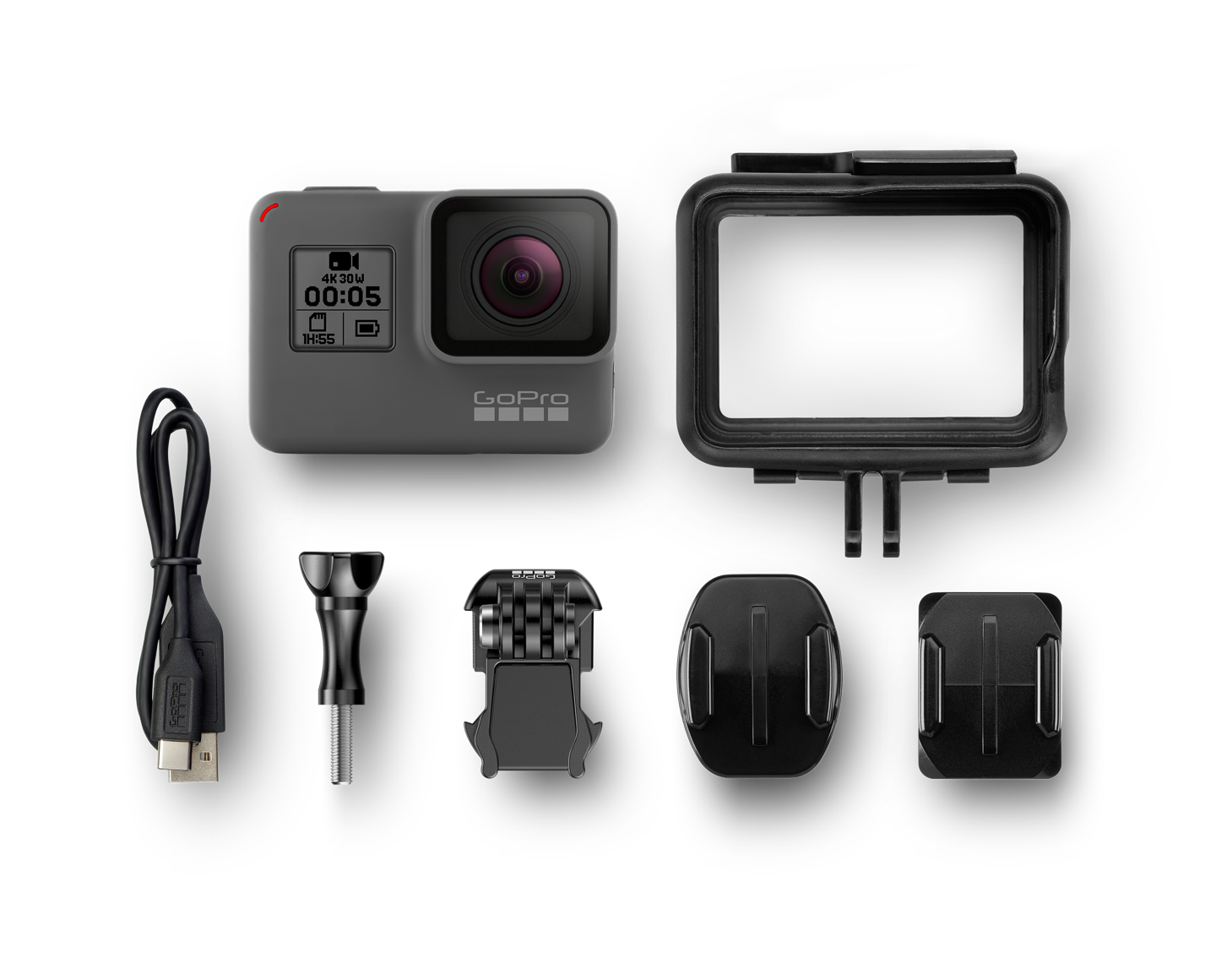 Gopro Action Cameras Evs Motors Inc Hero Hd Camera 5 Black
