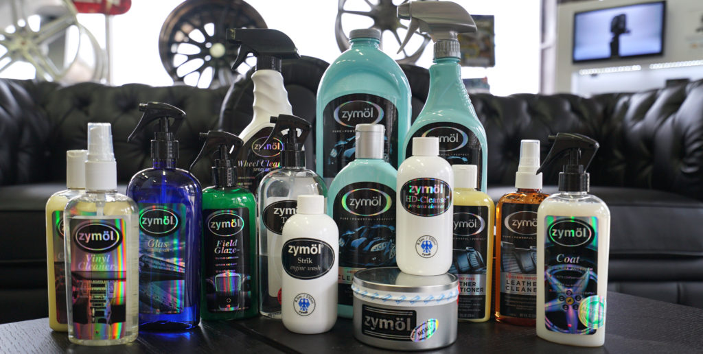 Zymol Detailing Products