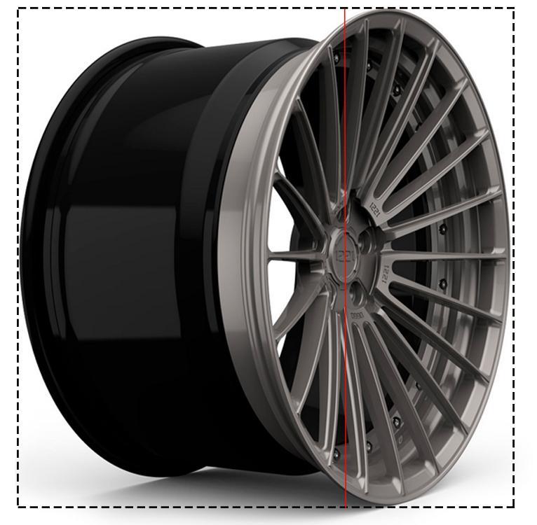 1221 AP2X super concave wheels