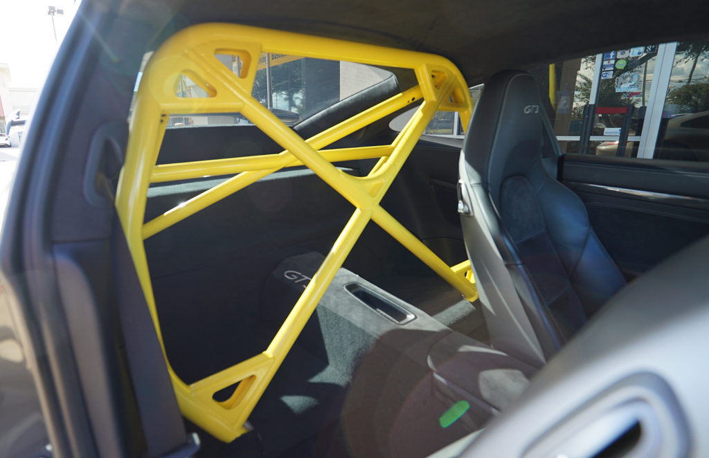 GT Technik Roll Cage
