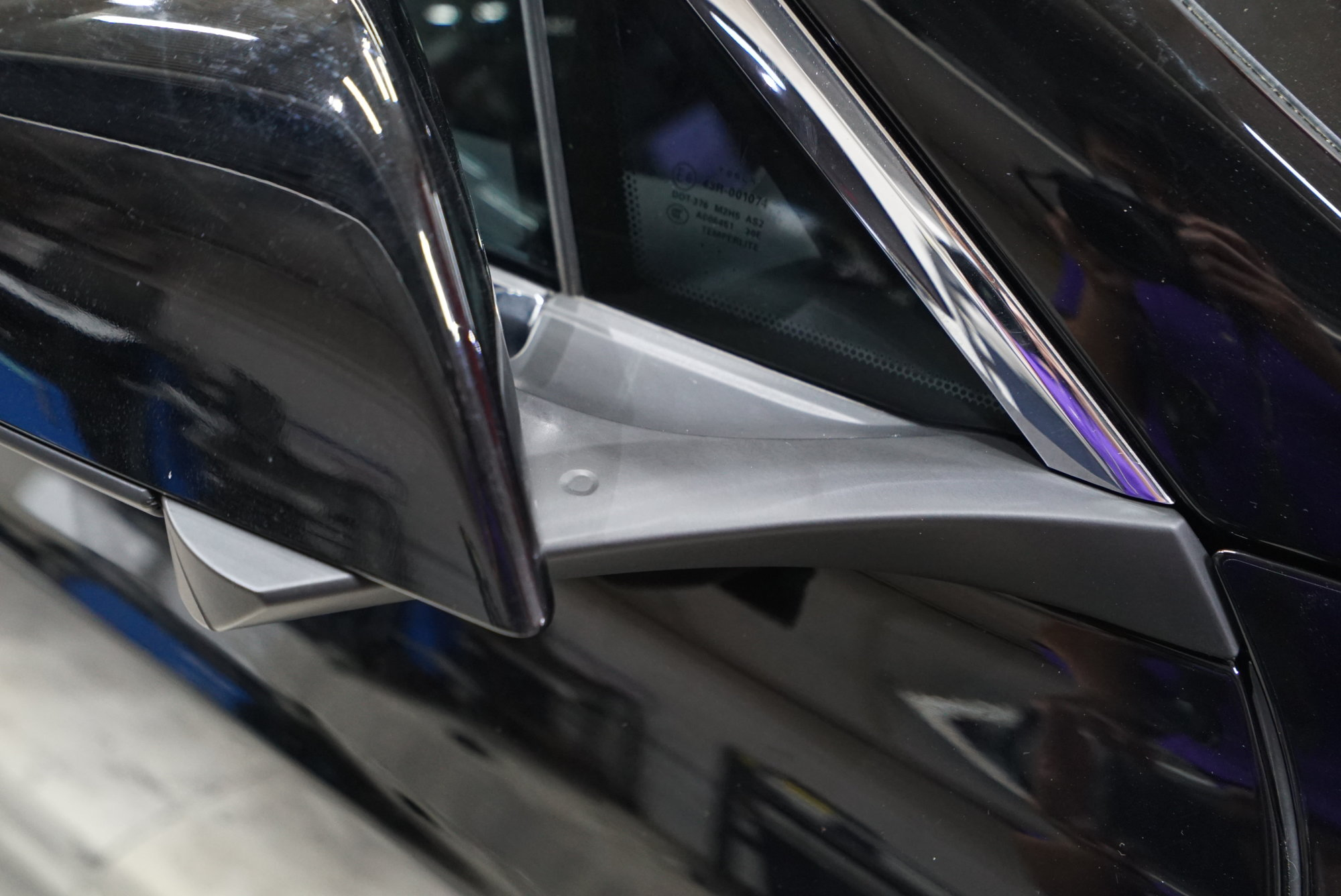Tesla - Vinyl Wrap Films / Chrome Deletion - EVS Motors Inc
