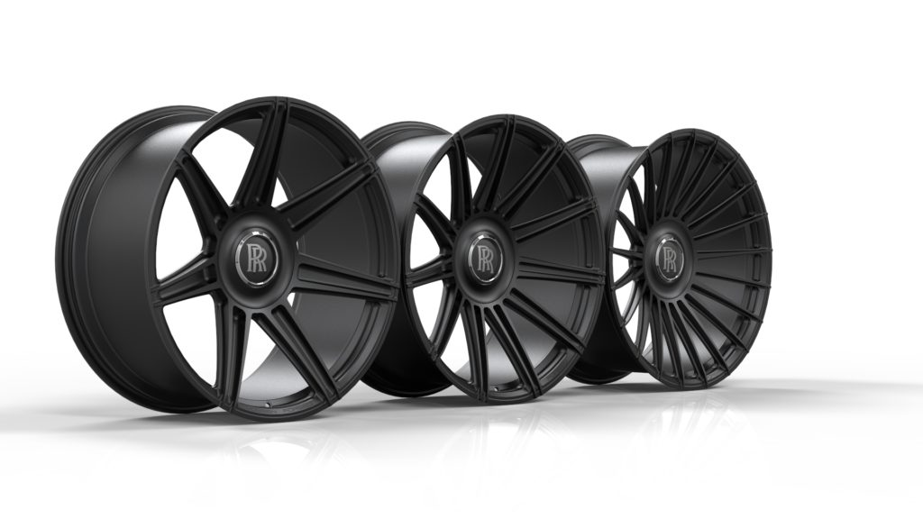Vossen Series 17 Rolls Royce Wheels Evs Motors Inc
