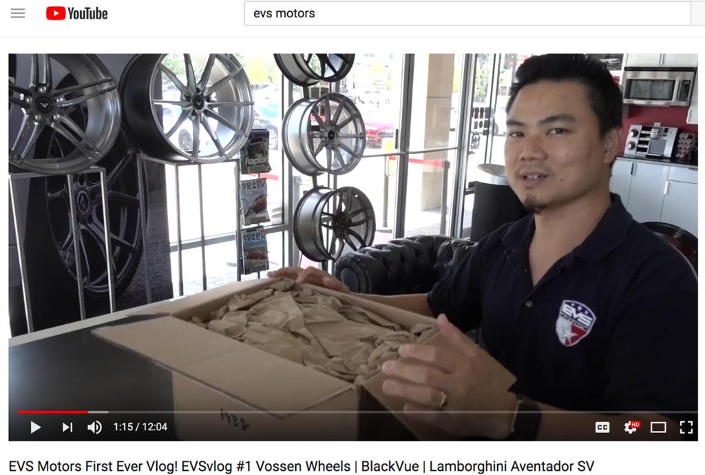 EVS Motors weekly vlog