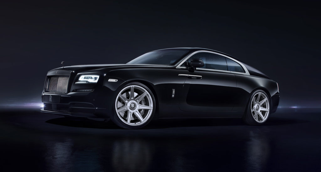 Vossen Series 17 Rolls Royce Wheels
