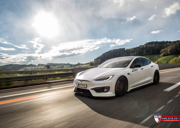 Tesla - Aerodynamic / Body Kits - EVS Motors Inc