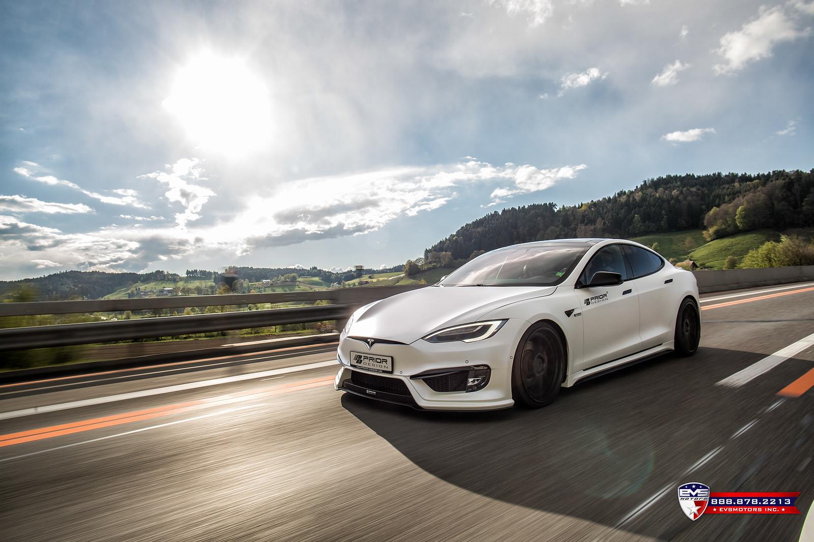 Tesla - Aerodynamic / Body Kits - EVS Motors Inc