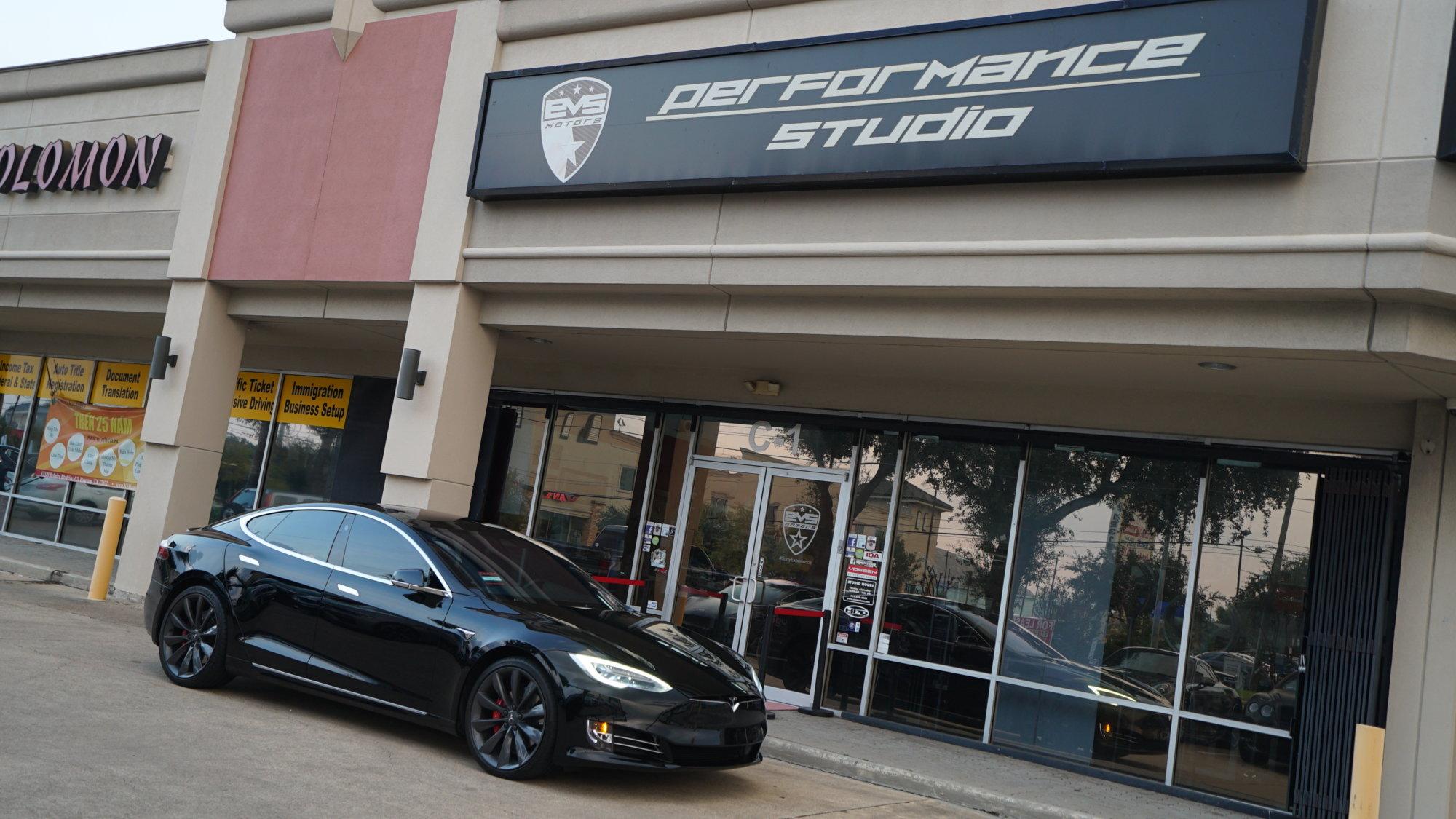 Tesla specific services - A page for Teslas - EVS Motors Inc